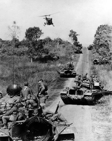 America Joins the Vietnam War