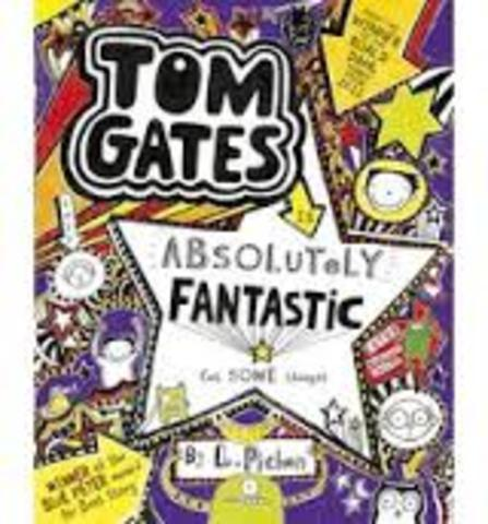 Tom Gates is absolutely fantastic