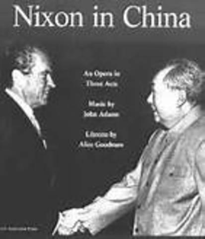 President Richard Nixon visits China.