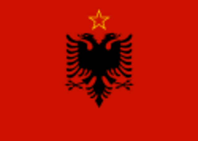First East European Communist government set up in Albania.