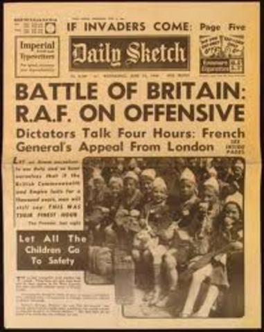 Britain Battle