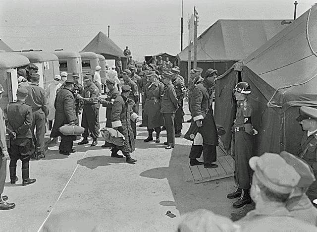 Exchange of POWs