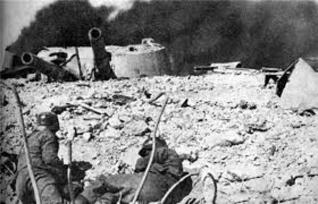 El Alamein (First Battle)