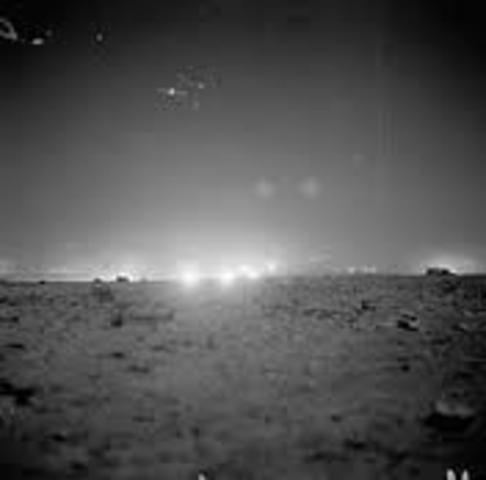 Second Battle of El Alamein Ends