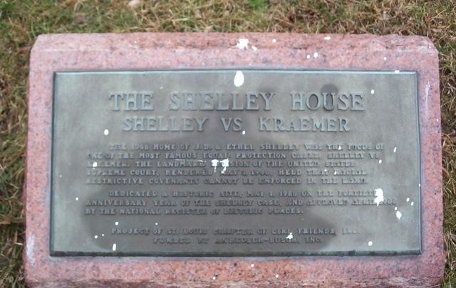 Shelley v. Kraemer