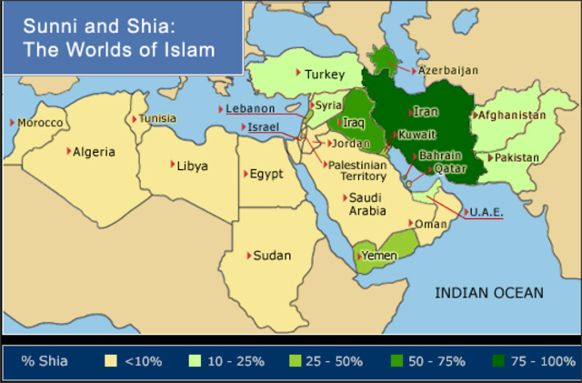 Shi'ites and Sunni