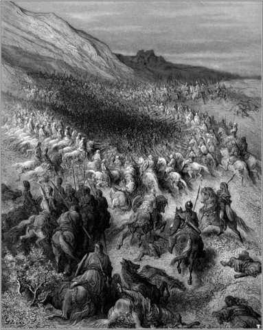 Saladin's army