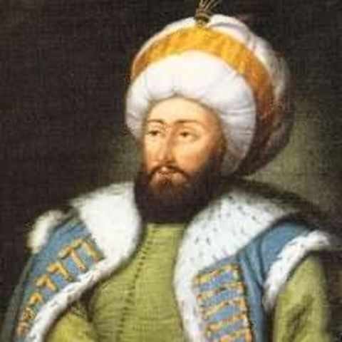 Sultan Mehment the second