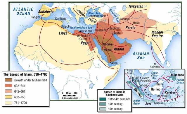 Muhammad's Flight To Medina