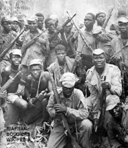 The Biafra Invasion