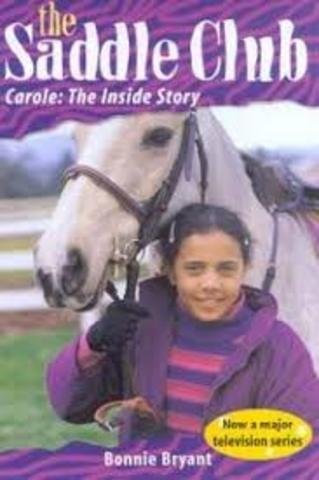 The Saddle Club: Carole, The Inside Story