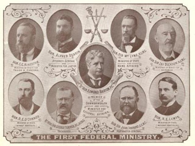 Australia's Federation