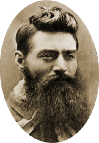 Ned Kelly's rise
