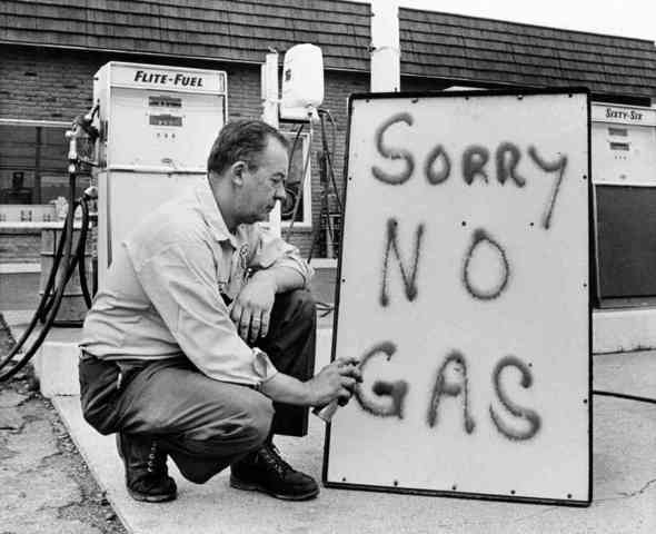 Arab Oil Embargo