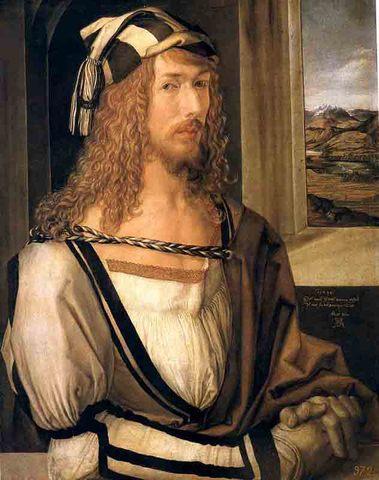 Άλμπρεχτ Ντύρερ 1471-1518