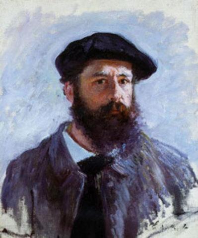 Κλώντ Μονέ 1840-1926