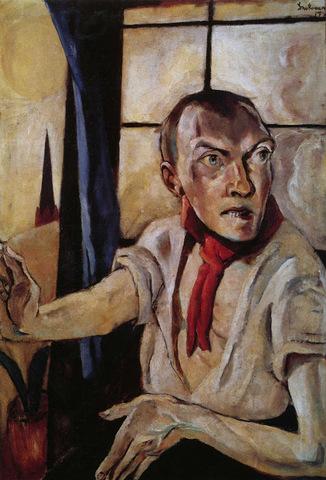 Μαξ Μπέκμαν 1884-1950