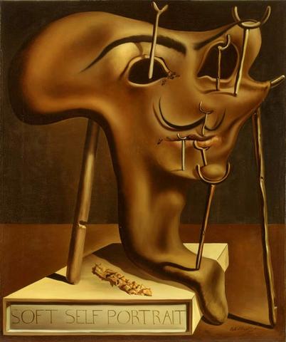 Σαλβαντόρ Νταλί 1904-1989