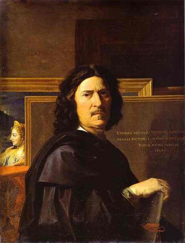 Νικόλας Πουσέν 1594-1665