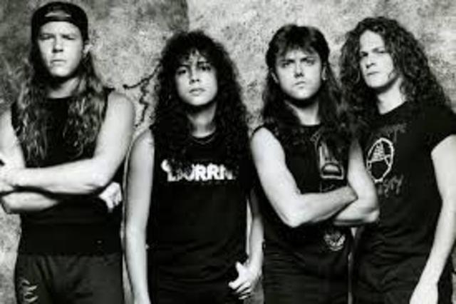 Metallica is Formed