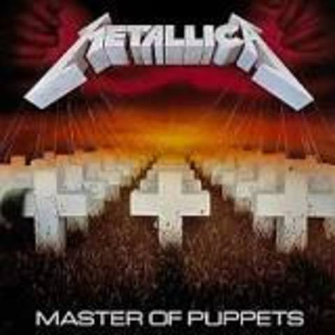 Third Album, Master of Puppets, was Released