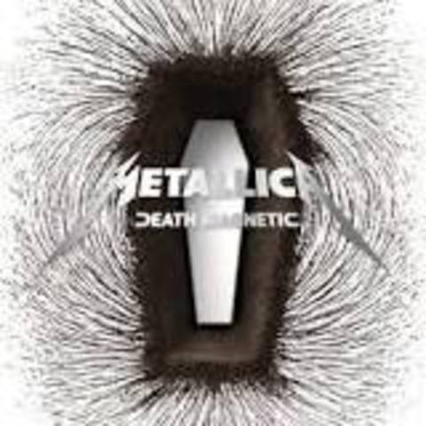 Ninth Album, Death Magnetic, was Released