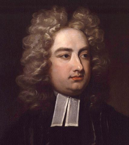 """""""A Modest Proposal"""" by Jonathan Swift"""