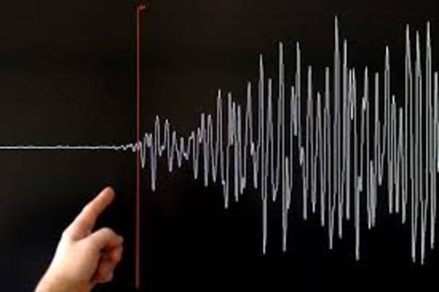 Replicas del terremoto
