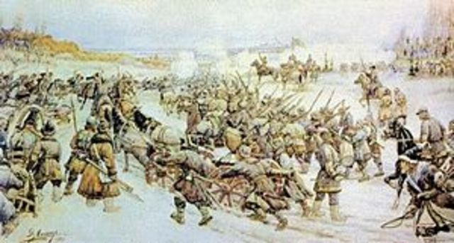 крестьянской войны под предводительством И.Болотникова