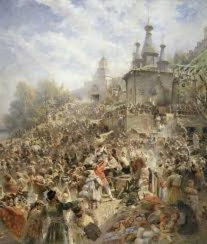 Восстание Хлопка — выступление холопов и крестьян в начале XVII века.