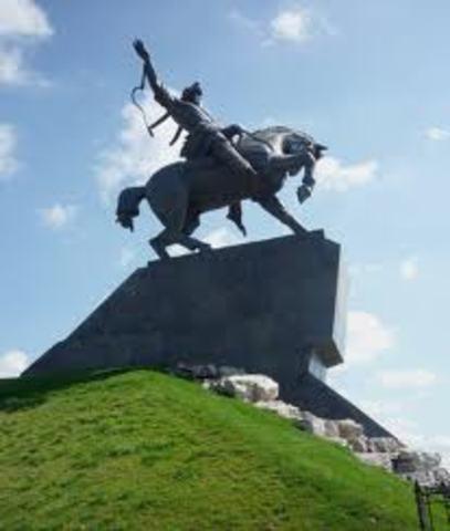 Восстание под руководством Салавата Юлаева — часть Крестьянской войны под руководством Емельяна Пугачева.