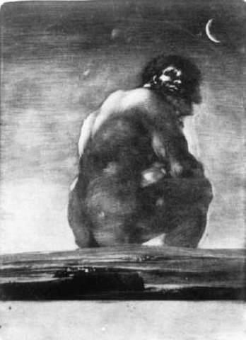 Γκόγια - Ο γίγαντας (1820)