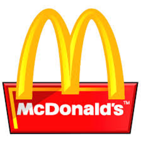 Started My First Job at McDonald's