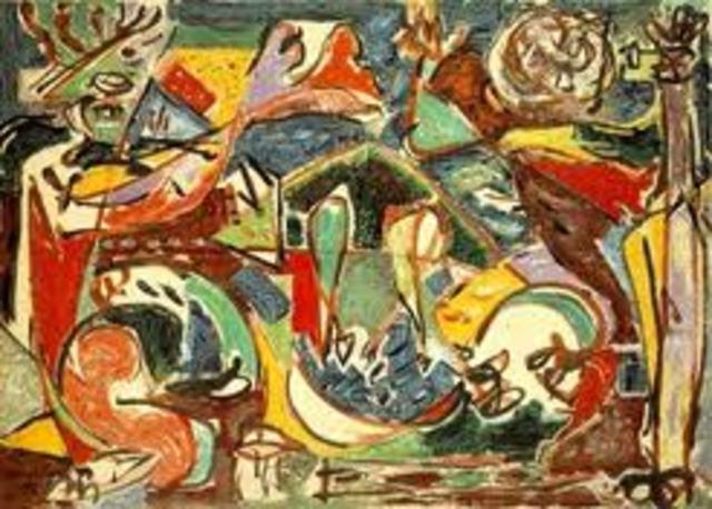 Pollock  -Το κλειδί (1946)
