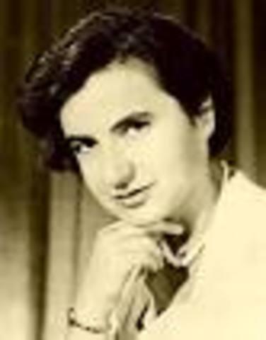 Roaslind Elsie Franklin