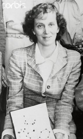 Dorothy Crowfoot Hodking