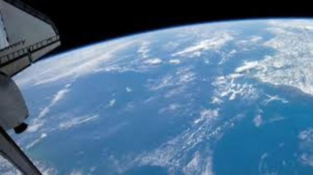 Orbiting Earth