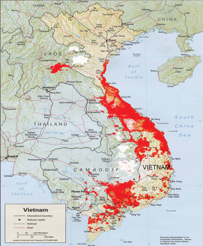 Bombing of Cambodia and Laos