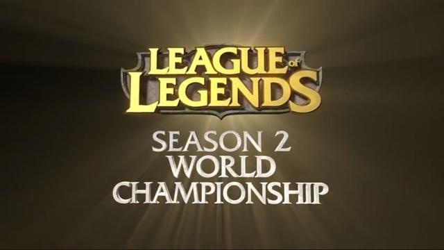 League of Legends Season 2 World Championship