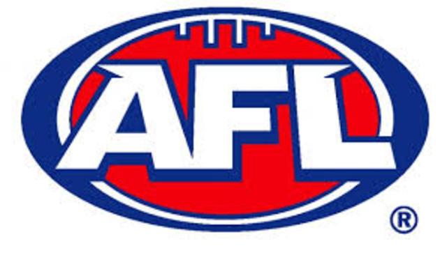 Australian Rules Football introduced