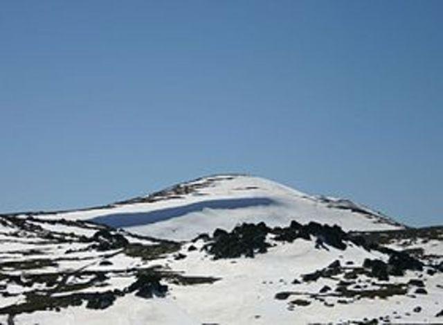 Mount Kosciuszko first acent