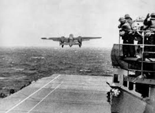 The Doolittle Raid on Japan