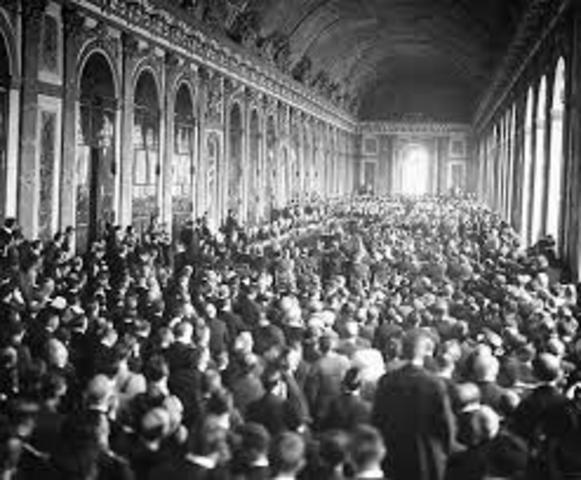 Paris Peace Conferents
