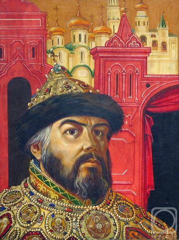 Вошествие на престол Бориса Годунова