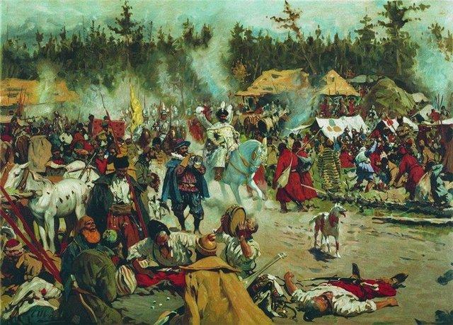 Попытка Лжедмитрия II захватить Москву