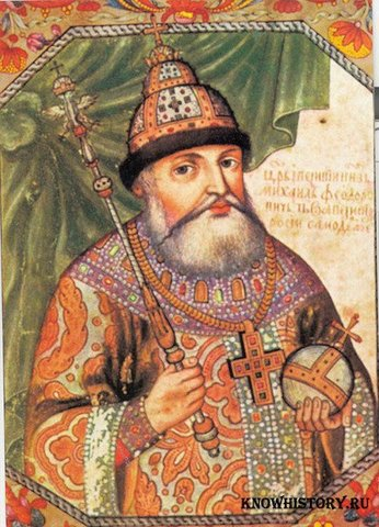 Избрание на царствование Михаила Романова