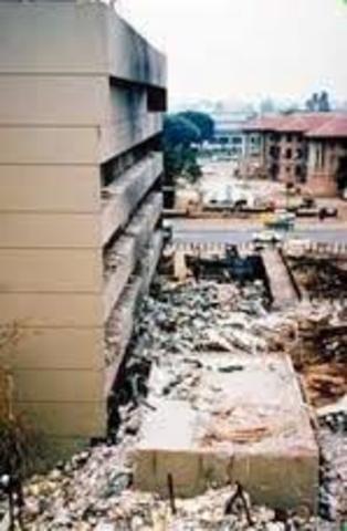 Embassy Bombing of Kenya