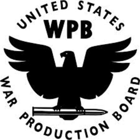War Production Board Introduced
