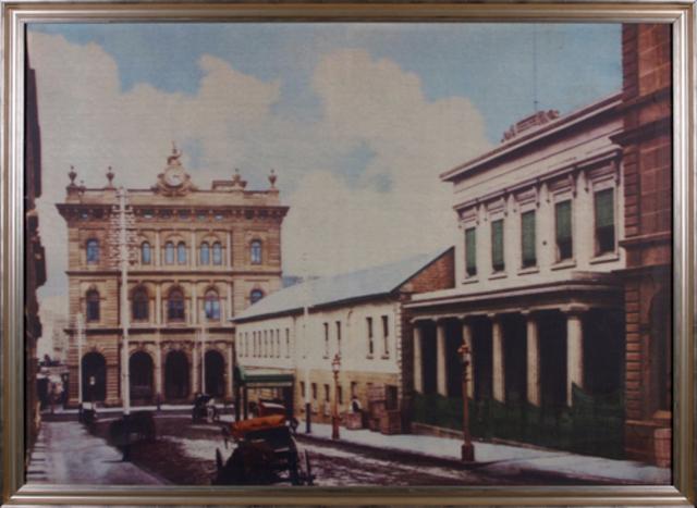 First bank of Australia