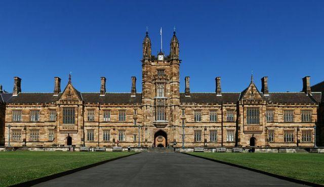 Australia's 1st University